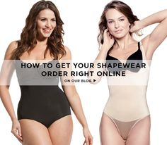 9a7e7d03b1f4d How to get your shapewear order right when ordering online  choosing the  right size