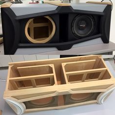 subwoofer box design for 12 inch google search system s pinterest subwoofer box design. Black Bedroom Furniture Sets. Home Design Ideas