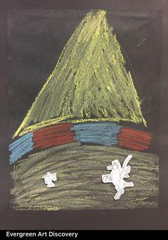 Circus Art Collage! Fun idea for grades 3-5