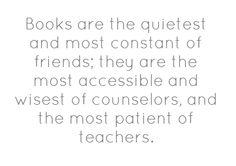 Books are..