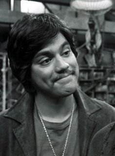"""Freddie Prinze, Chico and the Man...""""It's not my yob man""""."""