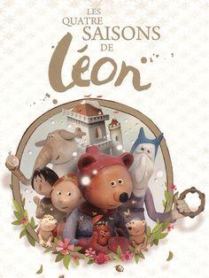 Les Quatre saisons de Léon - Cinekidz - Films pour enfants
