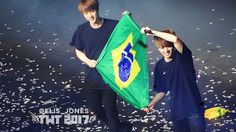 #TWTinBrazil BTS The Wings Tour 2017 - Brazil