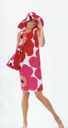 marimekko dress vintage - Google Search