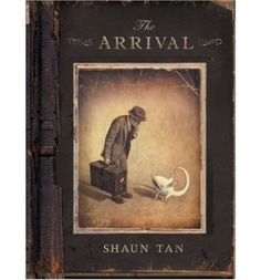 In this wordless graphic novel, Tan captures the struggles and joy of the immigrant experience through clear, mesmerizing images which tell the story of a man who leaves his homeland and his family to build a better life. Young adult.