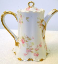 Is this 100 + Year Old Haviland Limoge French Hand Painted Tea Pot the perfect gift for someone you know?  $299.99 for a Vintage quality teapot!