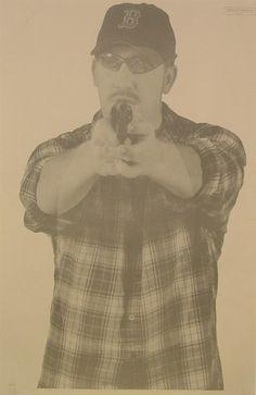 Law Enforcement Photo Target with FBI Q scoring