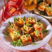 Lajos Mari konyhája - Gombás-sonkás sertésrolád Hungarian Recipes, Guacamole, Baked Potato, Beef Recipes, Sausage, Pork, Appetizers, Potatoes, Snacks