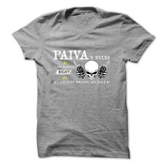 PAIVA - Rules-fttwpicyhi - #shirt outfit #hoodie womens. MORE INFO => https://www.sunfrog.com/Automotive/PAIVA--Rules-fttwpicyhi.html?68278