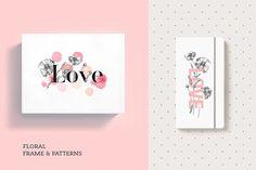 Set of Florals hand drawns