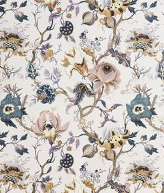 "visuallyoverwhelming: "" ""Artemis"" wallpaper sold at Anthropologie """