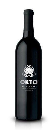 ΟΚΤΩ (eight) ― Red dry wine