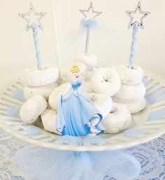 Princess Party Treats and Wands #princess #treats