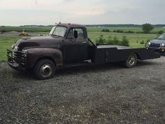 Best 1983 Gmc Ramp Truck 454 Th400 Hodges Bed For Sale In 400 x 300