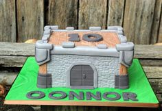 clash of clans birthday cake - Google Search