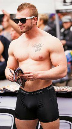 Hot Men In Their Pants ('pants'=briefs in the UK)