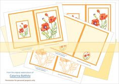 Poppies Journal Kit. Digital Journal 5x7. Planner, Junk Journal, Ephemera. Printable Paper, Shabby Chic Craft, Envelopes, Cards. JN004 Journal Pages, Junk Journal, Scrapbooking Flowers, Make Your Own Card, Digital Journal, Shabby Chic Crafts, Printable Paper, Cover Pages, Envelopes