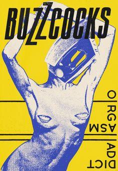 Orgasm Addict - The Buzzcocks, 1977