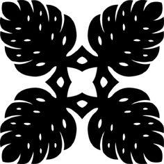 Hawaiian Quit Tile Designs : HaoleKid