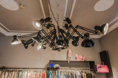 Quintessence Firenze - TRIBECA factory #tribecafactory #storedesign #storeinterior #interiors #quintessence #store #firenze #lamp