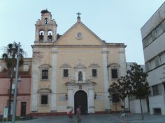 San Fernando Iglesia San Fernando Cadiz, Notre Dame, Building, Travel, Exit Slips, Cities, Scenery, Places, Viajes