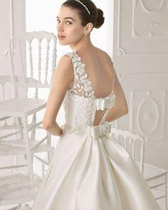 Aire Barcelona - Vestidos de novia o fiesta para estar perfecta. Bianco Puro Bridal Boutique Nogales, Arizona (520)287-0001