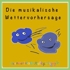 Weather forecast with musical instruments-Wettervorhersage mit Musikinstrumenten Sun or rain? Wind and hail? Freezing cold that it freezes? Instruments, Kindergarten Lesson Plans, Finger Plays, Weather Forecast, Oral Hygiene, Head Start, Elementary Schools, About Me Blog, Told You So