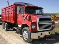 1976 ford f600 medium duty trucks farm trucks grain trucks for rh pinterest com 1952 Ford Flatbed Truck 1952 Ford Flatbed Truck