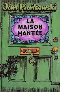 Les Mercredis de Julie : La maison hantée Livre animé, Editions Nathan