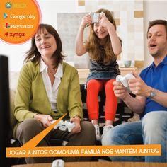Recarga GooglePlay, Playstation, XBOX e mais! Com mibi pode recarregar seus jogos favoritos e jogar em família.  Entra agora www.mibilletera.org