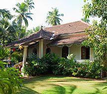 The House | Vivenda Dos Palhaços, Majorda Goa