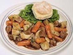 Pot Roast, Potato Salad, Potatoes, Meat, Chicken, Ethnic Recipes, Food, Carne Asada, Beef