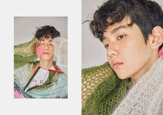 EX'ACT : 'Lucky One' Teaser Photo - Baekhyun                                            (Credit: Official EXO website)