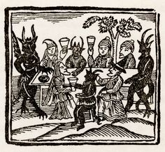 Information about the demon Andrealphus Demon Art, Ange Demon, Medieval Witch, Medieval Art, Graven Images, Satanic Rituals, Traditional Witchcraft, Dark Witch, Arte Obscura