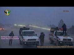 Guerra na Síria - Terroristas pró-turcos versus terroristas do ISIS - 12...