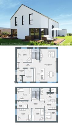 20x30 House Plans, House Floor Plans, House Construction Plan, Welcome To My House, Floor Plan Layout, Inexpensive Home Decor, Apartment Layout, House Layouts, Detached House