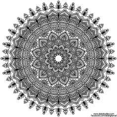 Krita Mandala 52 by WelshPixie on @DeviantArt                                                                                                                                                                                 More