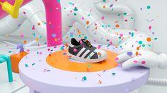 Adidas Kids 360 on Behance