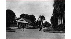 Het postkantoor aan de Grote Combé......1900-1910
