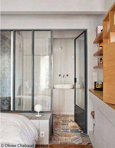 comment amnager une salle de bains dans sa chambre