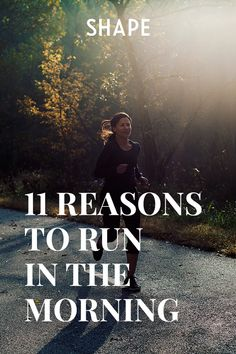 Let us break down feedback from runners and science-backed facts on why it's beneficial to run in the morning. Running Schedule, Running Training, Running Workouts, Running Tips, Fun Workouts, Trail Running, Post Workout Smoothie, Benefits Of Running, Why I Run
