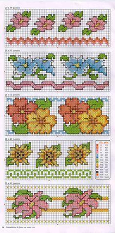 Cross stitch Graph1