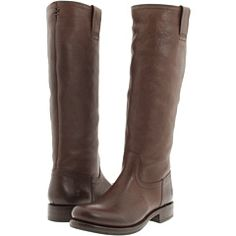 Frye makes the BEST/cutest riding boots.  So many cute styles, but all $300-500 :( :(  Someday I will buy some!