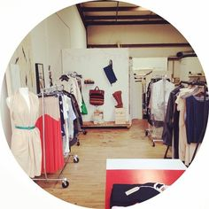 Just finished setting up for the warehouse sale this weekend! Come and check it out! #sale #fashion #popup #acacia #cocobelle #raquelallegra #sweaters #dresses # tops #shoptamarind (at 428 Moore Lane....