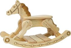 Rocker-Feller Rocking Horse