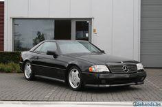 Mercedes 300 sl 24v amg pakket oldtimer r129 - Te koop