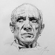 """Art of Alvin: """"Happy Birthday Picasso!..."""""""