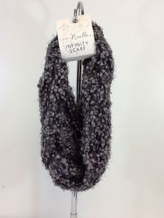 Simply Noelle Knubby Knit Scarf perfect for when it gets chilly out.