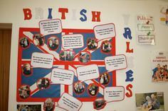 British Values display board - personalised with photographs of students Teaching Displays, Class Displays, School Displays, Classroom Displays, British Values Eyfs, British Values Display Eyfs, Working Wall Display, Display Boards For School, Science Display