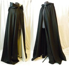 Lady's OR Gentleman's Traveling Cape Cloak, FULLY LINED - Made to Order